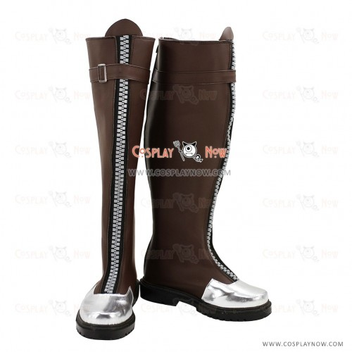 The Legend of Heroes Cosplay Shoes Olivier Lenheim Boots