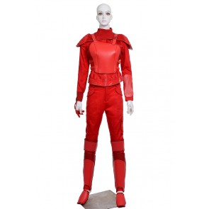 Mockingjay Katniss Everdeen Costume For The Hunger Games Cosplay