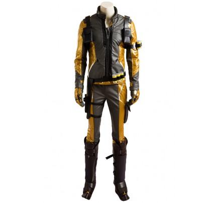 Hero Soldier 76 Jack Morrison Costume For Overwatch Cosplay