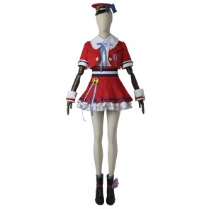 The Idolmaster Shibuya Rin Cosplay costume
