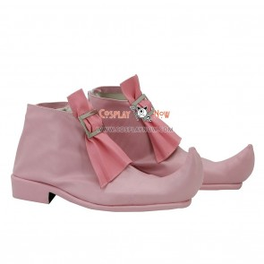 Cute High Earth Defense Club LOVE! Defense Club Ryū Zaou Boots Cosplay Shoes