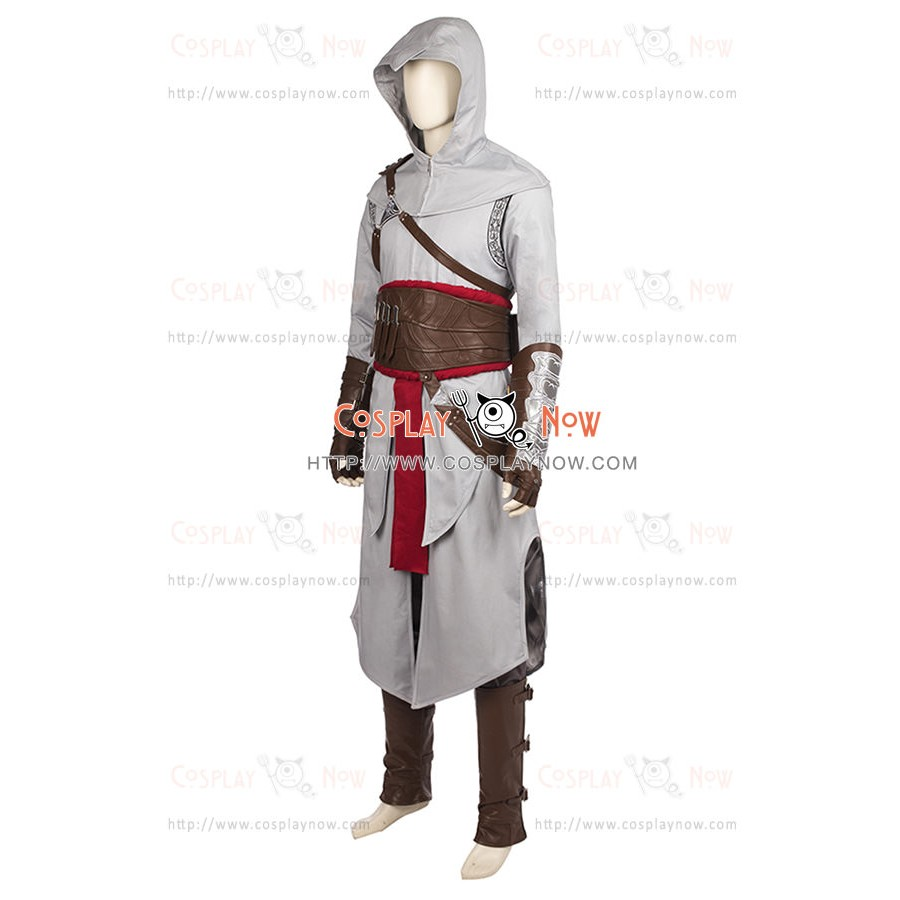 Altair Ibn La Ahad Costume For Assassin S Creed Cosplay Uniform