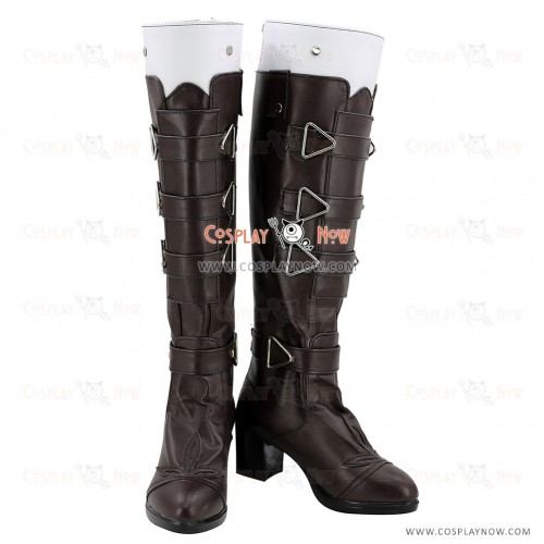 Girls' Frontline Cosplay Shoes Springfield Boots