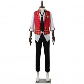 The Idolmaster SideM High×Joker Cosplay Akiyama Hayato Costume Uniform