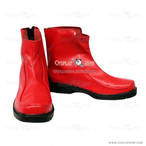 D Gray Man Lavi Cosplay Shoes