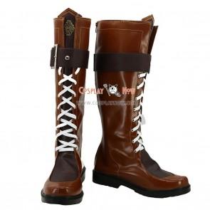 The Legend of Heroes Sen no Kiseki Cosplay Shoes Rean Schwarzer Uniform Boots