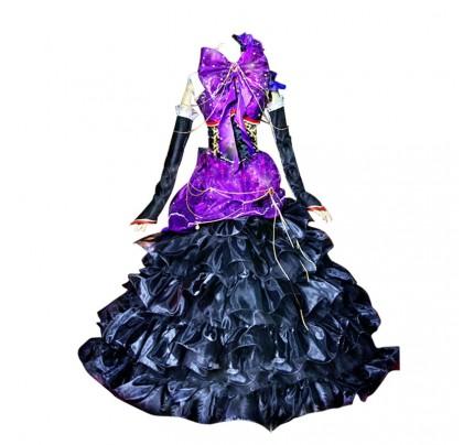 Vocaloid Ryu no Naku Hakoniwa Yori Hatsune Miku Cosplay Costume