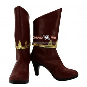 RWBY Cosplay Shoes Pyrrha Nikos Boots
