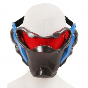 OVERWATCH OW Soldier: 76 Mask Resin Cosplay Prop
