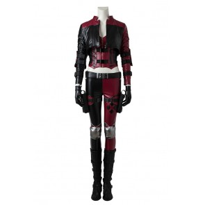 Injustice 2 Cosplay Harley Quinn Costume