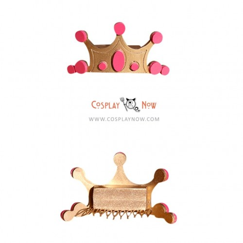 Is This a Zombie? Ayumu Aikawa Crown Cosplay Props