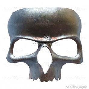 The Punisher Cosplay Skull Mask with Custom made