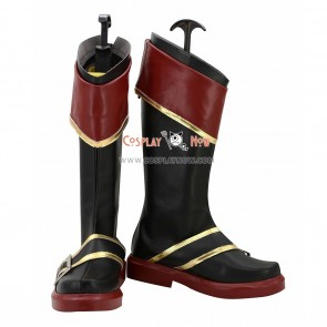 Kantai Collection Cosplay Shoes KanColle Torpedo Cruiser Kiso Kai Ni Boots