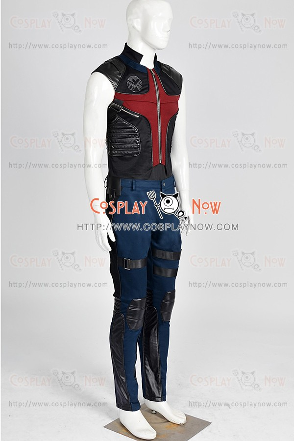 Hawkeye Clint Barton Costume For Avengers Age of Ultron Cosplay Female  Version
