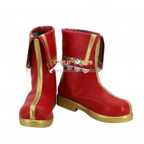 BanG Dream Cosplay Shoes Toyama Kasumi Boots