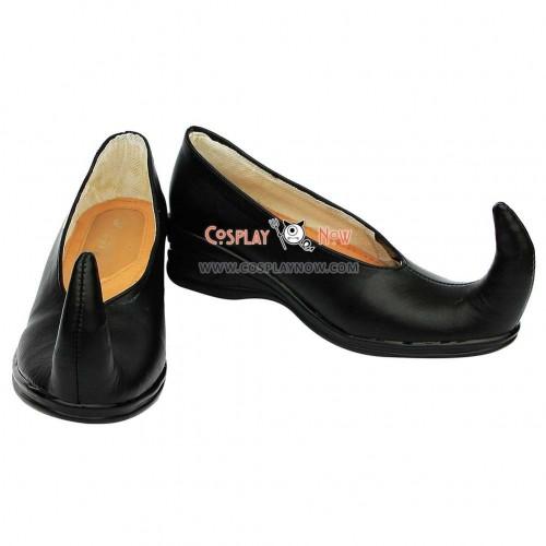 Magi Cosplay Alibaba Saluja Cosplay Black Shoes