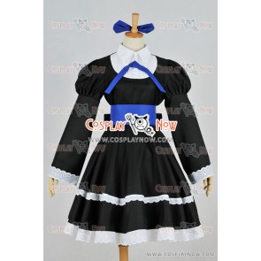 Panty & Stocking With Garterbelt Stocking Anarchy Cosplay Costume
