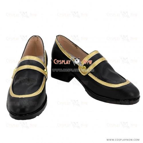 Touken Ranbu Cosplay Fudou Yukimitsu Shoes