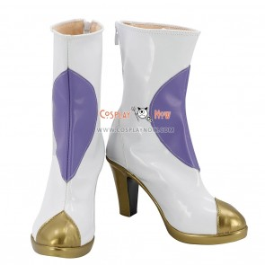 League of Legends LOL Cosplay Shoes Star Guardian Janna Boots