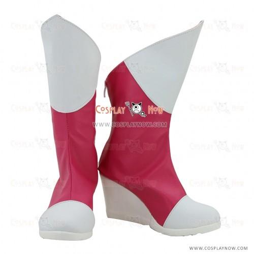 Pokemon Cosplay Shoes Latias Boots