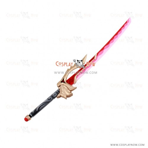 MmiHoYo Cosplay Yae Sakura props with sword