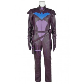 Young Justice Nightwing Cosplay Costume
