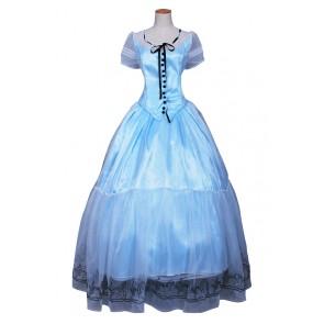 Alice In Wonderland Cosplay Alice Costume
