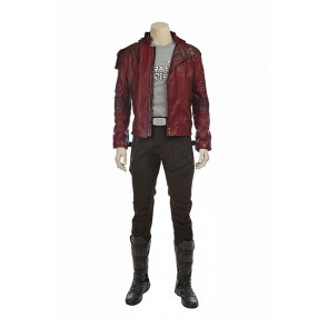 Guardians of the Galaxy Vol. 2 Peter Quill Star-Lord Cosplay Costume