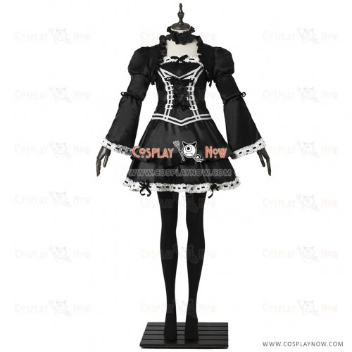 The IdolmasterKanzaki RankoCosplay Costume for girls