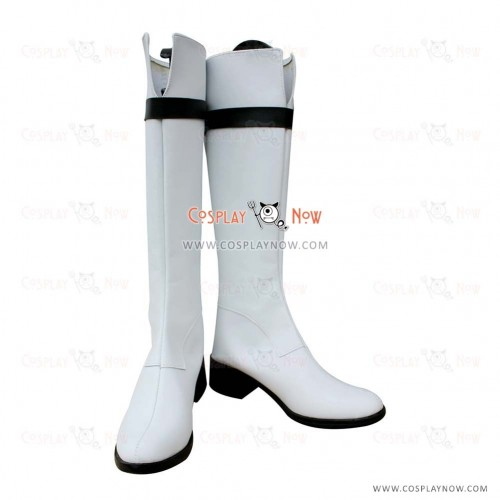 The Legend of Sun Knight Cosplay Shoes Solarie Boots