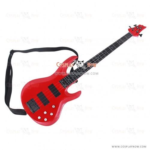 BanG Dream! Imai Lisa Guitar Cosplay PropS