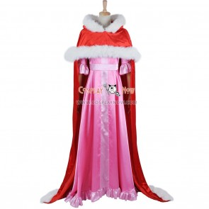 Beauty And The Beast Cosplay Belle Costume