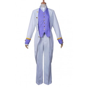 White Butler Angela and Ash Costume For Black Butler Kuroshitsuji Cosplay