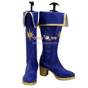 Ensemble Stars Cosplay Shoes Mao Isara Boots