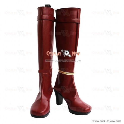 The Idolmaster Cosplay Shoes Iori Minase Boots