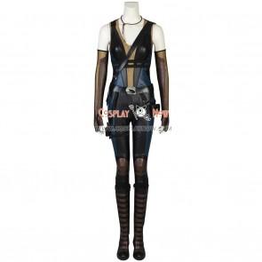 Deadpool Cosplay Domino Costume for Female