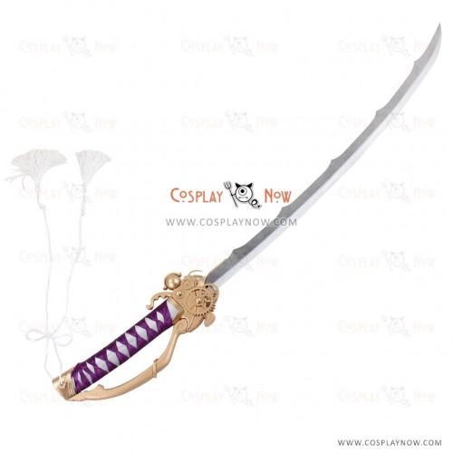 Bungo to Alchemist Cosplay Ryunosuke Akutagawa Props with Sword