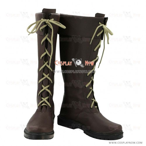 Unlight Cosplay Shoes Milian Boots
