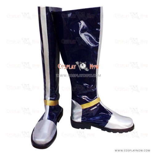 Dynasty Warriors Cosplay Shoes Cao Pi Boots