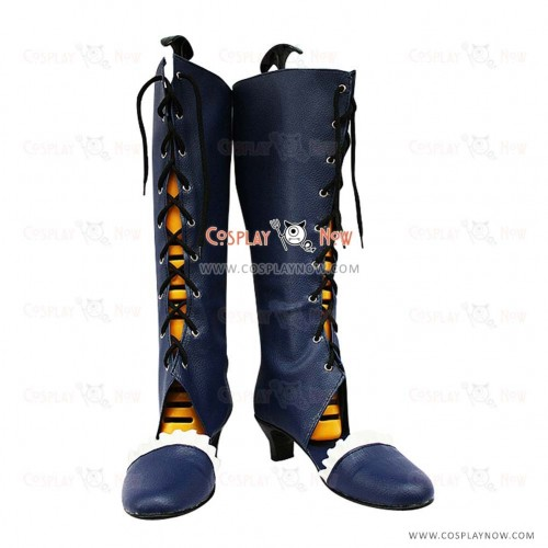 Pandora Hearts Cosplay Shoes Alice Boots