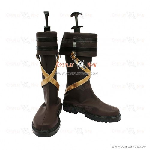 The Legend of Heroes Cosplay Shoes Lloyd Bannings Boots