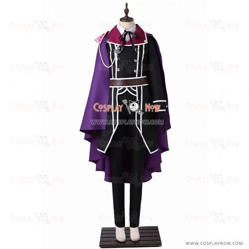 Kujo Tenn Costume for Idolish 7 Cosplay