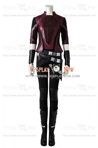 Guardians of the Galaxy Vol. 2 Cosplay Gamora Costume