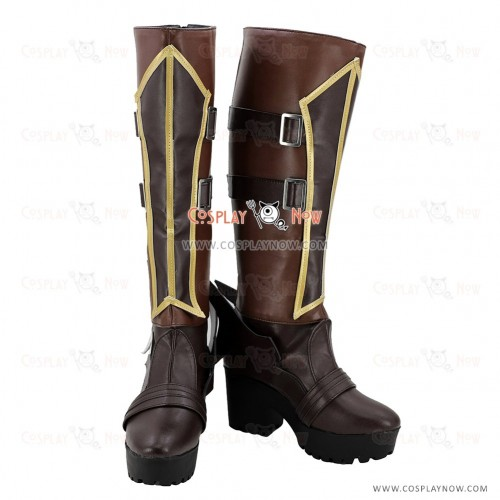 Arena Of Valor Cosplay Shoes Baili Shouyue Boots