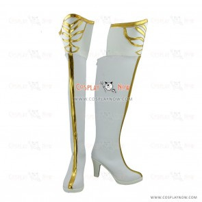 Amnesia Cosplay Shoes Toma Boots