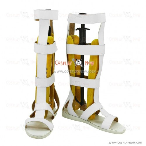 Magi: The Labyrinth of Magic Cosplay Shoes Sharrkan Boots