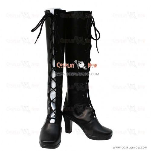 Beelzebub Cosplay Shoes Hilde garde Boots