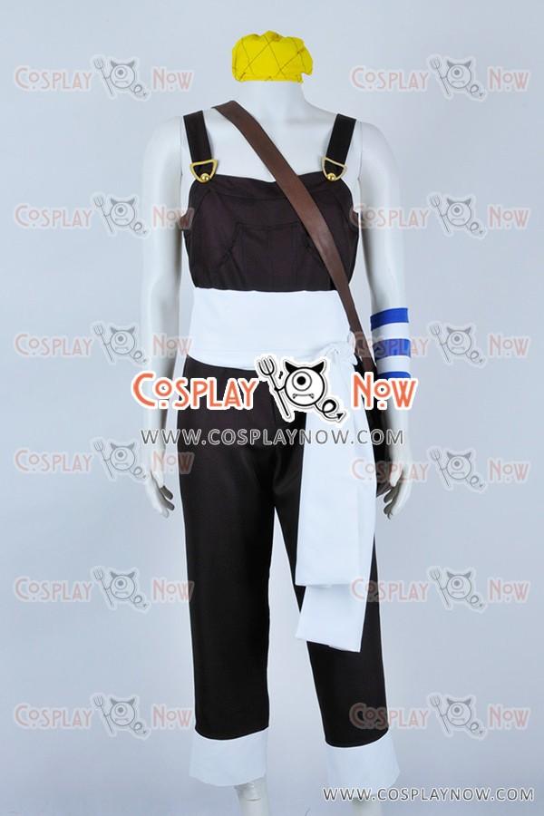 One Piece Usopp Cosplay Costume