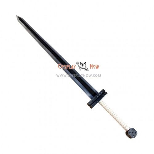 BERSERK Guts Long Sword PVC Replica Cosplay Prop