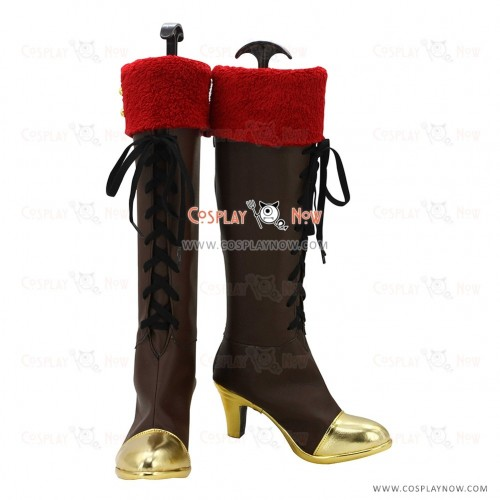 Love Live Cosplay Shoes All members Valentine's day Boots